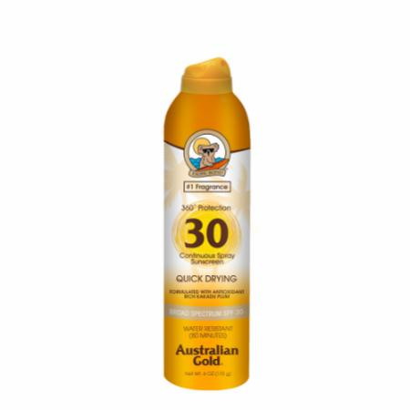 SPF 30 Continuous Spray Sunscreen