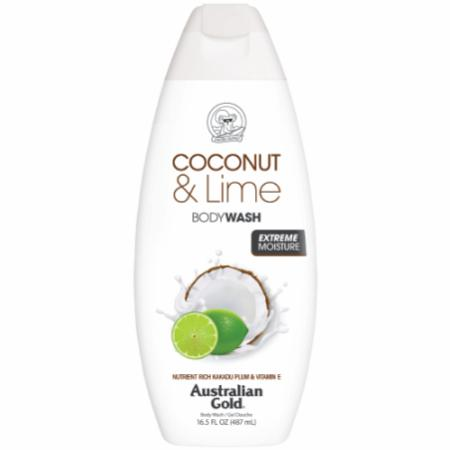 Coconut and Lime Body Wash