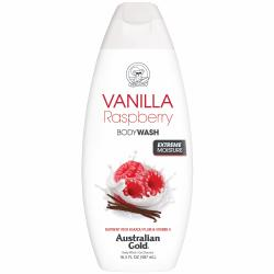 Vanilla Raspberry Body Wash