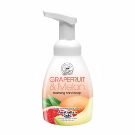 Grapefruit & Melon Foaming Hand Soap