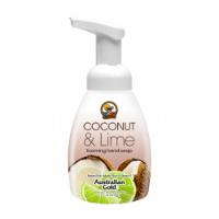 Coconut & Lime Foaming Hand Soap