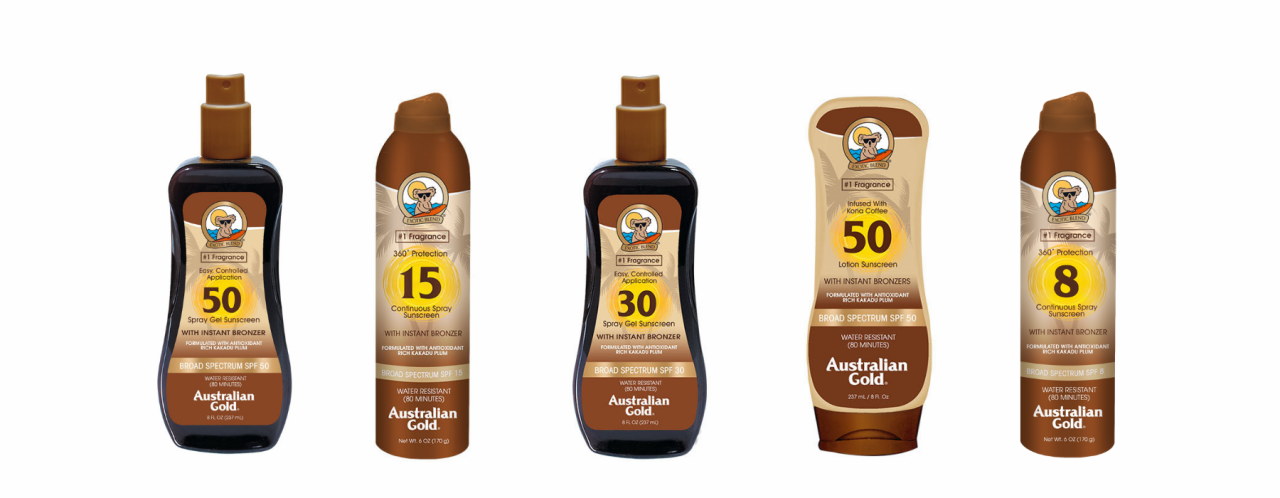 Bronzers SPF Product Header