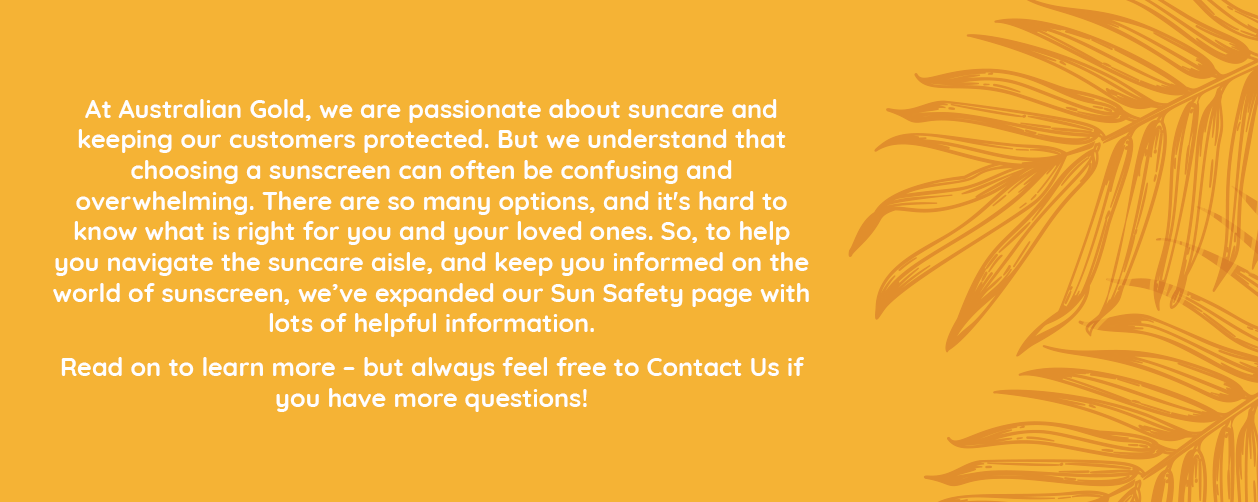 Sun Safety Intro Banner Graphic 2
