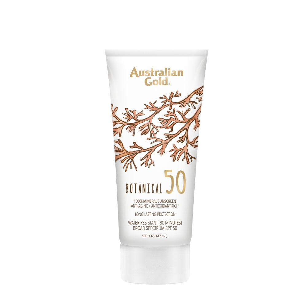 Botanical SPF 50 Mineral Sunscreen Lotion